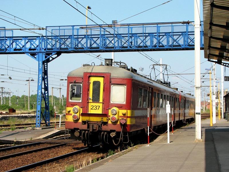 ベルギー: ヨーロッパの国際列車